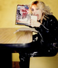 "THE GREAT KAT PRESS TOUR in SAN FRANCISCO PROMOTING ""DIGITAL BEETHOVEN ON CYBERSPEED"" CD/CD-ROM!"