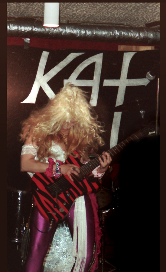 """""""DIGITAL BEETHOVEN ON CYBERSPEED"""" ERA'S THE GREAT KAT SHREDS LIVE on LONG ISLAND, NY!"""