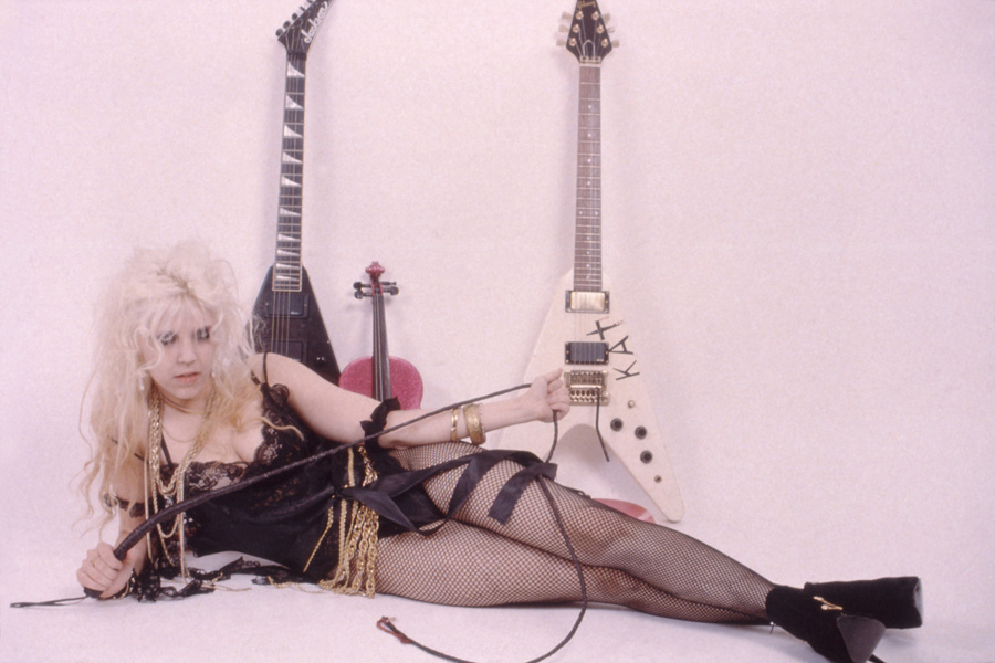 """""""DIGITAL BEETHOVEN ON CYBERSPEED"""" ERA'S KITTY KAT WITH A WHIP PHOTO!"""