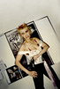 "RARE METAL HISTORY! HOT KITTY KAT DOING PRESS INTERVIEW for ""DIGITAL BEETHOVEN ON CYBERSPEED"" CD/CD-ROM!"