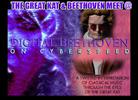 THE GREAT KAT & BEETHOVEN MEET @ DIGITAL BEETHOVEN ON CYBERSPEED!