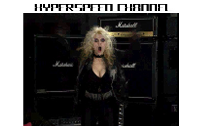 """""""HYPERSPEED CHANNEL"""" on KAT TV from The Great Kat's """"DIGITAL BEETHOVEN ON CYBERSPEED"""" CD-ROM/CD! """"THIS IS THE GREAT KAT! WELCOME to the HYPERSPEED CHANNEL, where we DO EVERYTHING FAST!"""""""