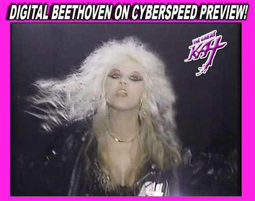 DIGITAL BEETHOVEN ON CYBERSPEED CD-ROM/CD PREVIEW BY THE GREAT KAT!