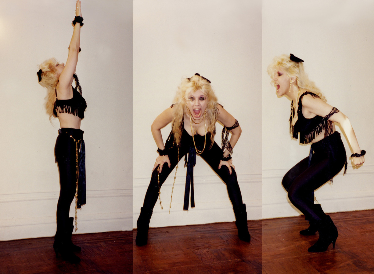 "RARE! THE GREAT KAT MODELING in NYC for KAT SCREENSAVER on ""DIGITAL BEETHOVEN ON CYBERSPEED"" CD/CD-ROM!!"