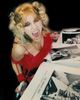 "RARE METAL HISTORY! The Great Kat SIGNING AUTOGRAPHS at ""DIGITAL BEETHOVEN ON CYBERSPEED"" IN-STORE CD/CD-ROM SIGNING in NYC!"