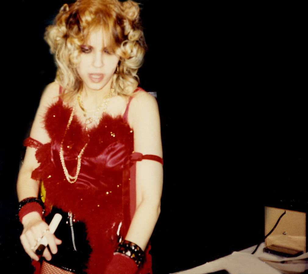 """RARE METAL HISTORY! RED HOT GODDESS KAT SIGNING AUTOGRAPHS in NYC at """"DIGITAL BEETHOVEN ON CYBERSPEED"""" IN-STORE CD/CD-ROM SIGNING!"""