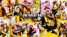 "THE GREAT KAT! From ""CHEF GREAT KAT COOKS RUSSIAN CAVIAR AND BLINI WITH RIMSKY-KORSAKOV"" VIDEO!!"