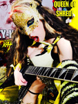 "QUEEN OF SHRED! From ""CHEF GREAT KAT COOKS RUSSIAN CAVIAR AND BLINI WITH RIMSKY-KORSAKOV"" VIDEO!!"