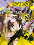 "FLOWER GODDESS! From ""CHEF GREAT KAT COOKS RUSSIAN CAVIAR AND BLINI WITH RIMSKY-KORSAKOV"" VIDEO!!"