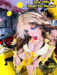 "SEXY LITTLE BUMBLE-BEE SHREDDER!  From ""CHEF GREAT KAT COOKS RUSSIAN CAVIAR AND BLINI WITH RIMSKY-KORSAKOV"" VIDEO!!"