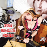 CHEF GREAT KAT BREAKS HER VIOLIN A STRING SHREDDING PAGANINI! From CHEF GREAT KAT COOKS PAGANINI'S RAVIOLI!