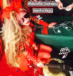 CARD SHARK SHREDDER DOUBLES DOWN!! From CHEF GREAT KAT COOKS PAGANINI'S RAVIOLI!