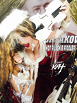 "HOT RUSSKIE FIDDLER! From ""CHEF GREAT KAT COOKS RUSSIAN CAVIAR AND BLINI WITH RIMSKY-KORSAKOV"" VIDEO!"