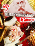 "Do Svidaniya! From ""CHEF GREAT KAT COOKS RUSSIAN CAVIAR AND BLINI WITH RIMSKY-KORSAKOV"" VIDEO!"