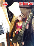 "HOT SHRED CHEF! From ""CHEF GREAT KAT COOKS RUSSIAN CAVIAR AND BLINI WITH RIMSKY-KORSAKOV"" VIDEO!"