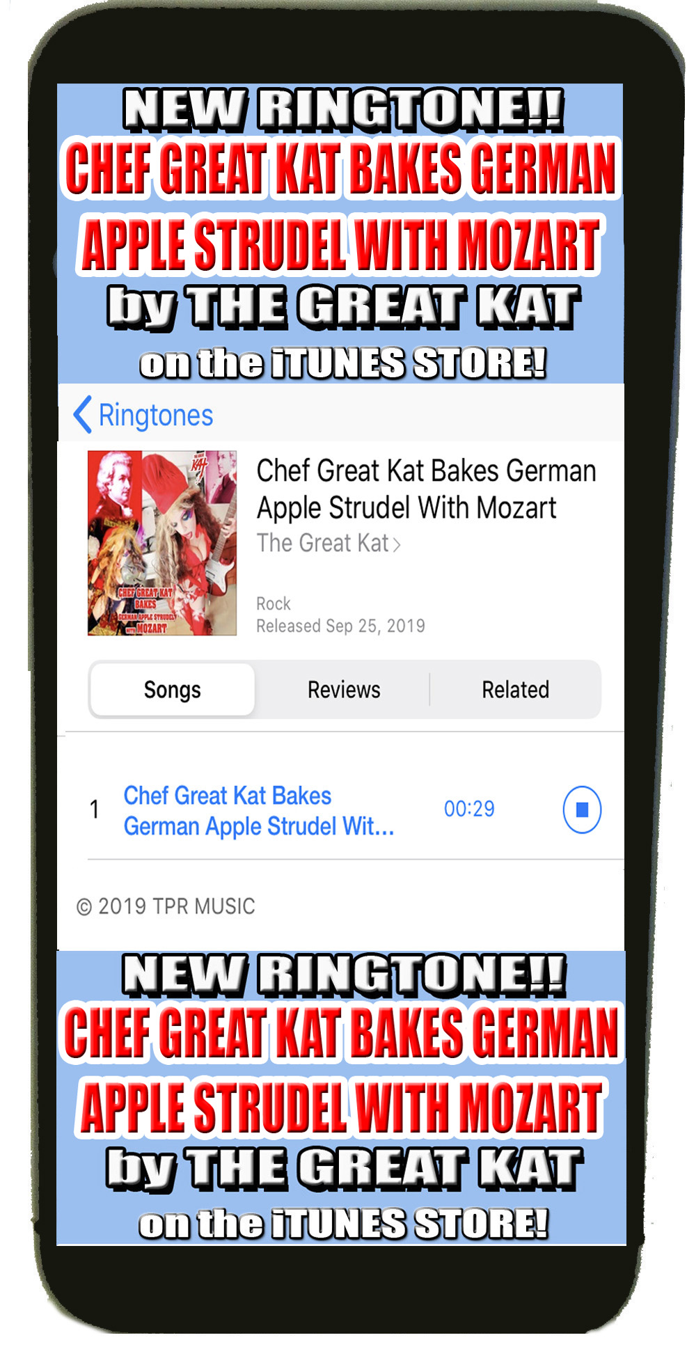 Heavy metal ringtone app
