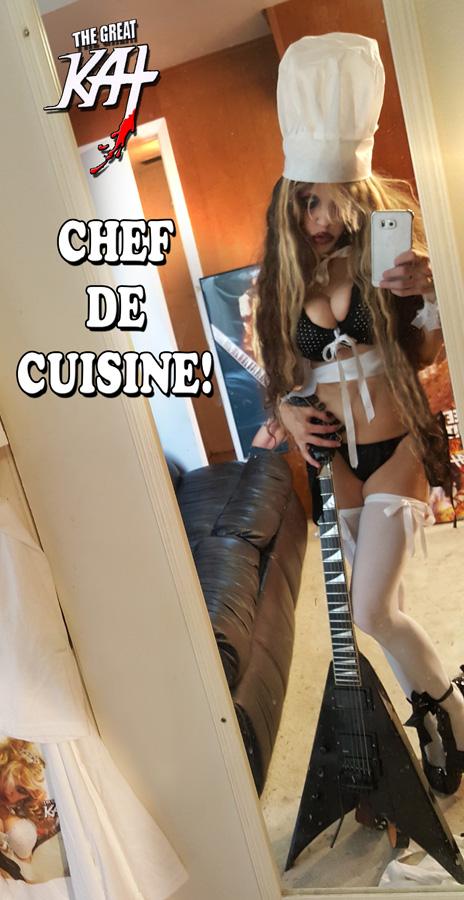 CHEF DE CUISINE!
