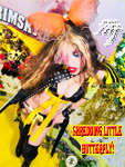 "SHREDDING LITTLE BUTTERFLY! From ""CHEF GREAT KAT COOKS RUSSIAN CAVIAR AND BLINI WITH RIMSKY-KORSAKOV"" VIDEO!"