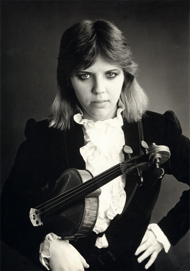 KATHERINE THOMAS, CLASSICAL VIRTUOSO VIOLINIST! BEFORE CARNEGIE RECITAL HALL SOLO VIOLIN DEBUT!