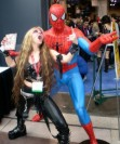 THE GREAT KAT AT NY COMIC CON!