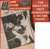 """The Great Kat on the Cover of """"LONG ISLAND ENTERTAINMENT"""" MAGAZINE! """"THE GREAT KAT: FAST, DOMINATING AND ON THE PROWL""""!"""