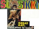 "The Great Kat Magazine Covers! SUOSIKKI MAGAZINE'S FAMOUS COVER STORY ON THE GREAT KAT ""GREAT KAT: Worship Me Or Die!"""