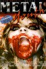 """The Great Kat on the Cover of """"METAL YOUTH"""" MAGAZINE!"""