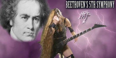 "WATCH entire Great Kat/Beethoven's ""5th Symphony"" at https://itunes.apple.com/us/music-video/beethovens-5th-symphony/id368743633"