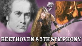 The Great Kat BEETHOVEN'S 5TH SYMPHONY