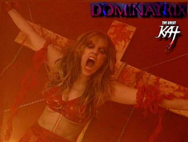 """DOMINATRIX"" MUSIC VIDEO!"