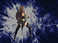 """""""METAL FUGUE: BACH'S THE ART OF THE FUGUE""""-THE GREAT KAT'S HEAD-BANGING HEAVY-METAL MOSH!"""