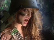 "ITUNES PREMIERES THE GREAT KAT'S ""WAR"" MUSIC VIDEO!"