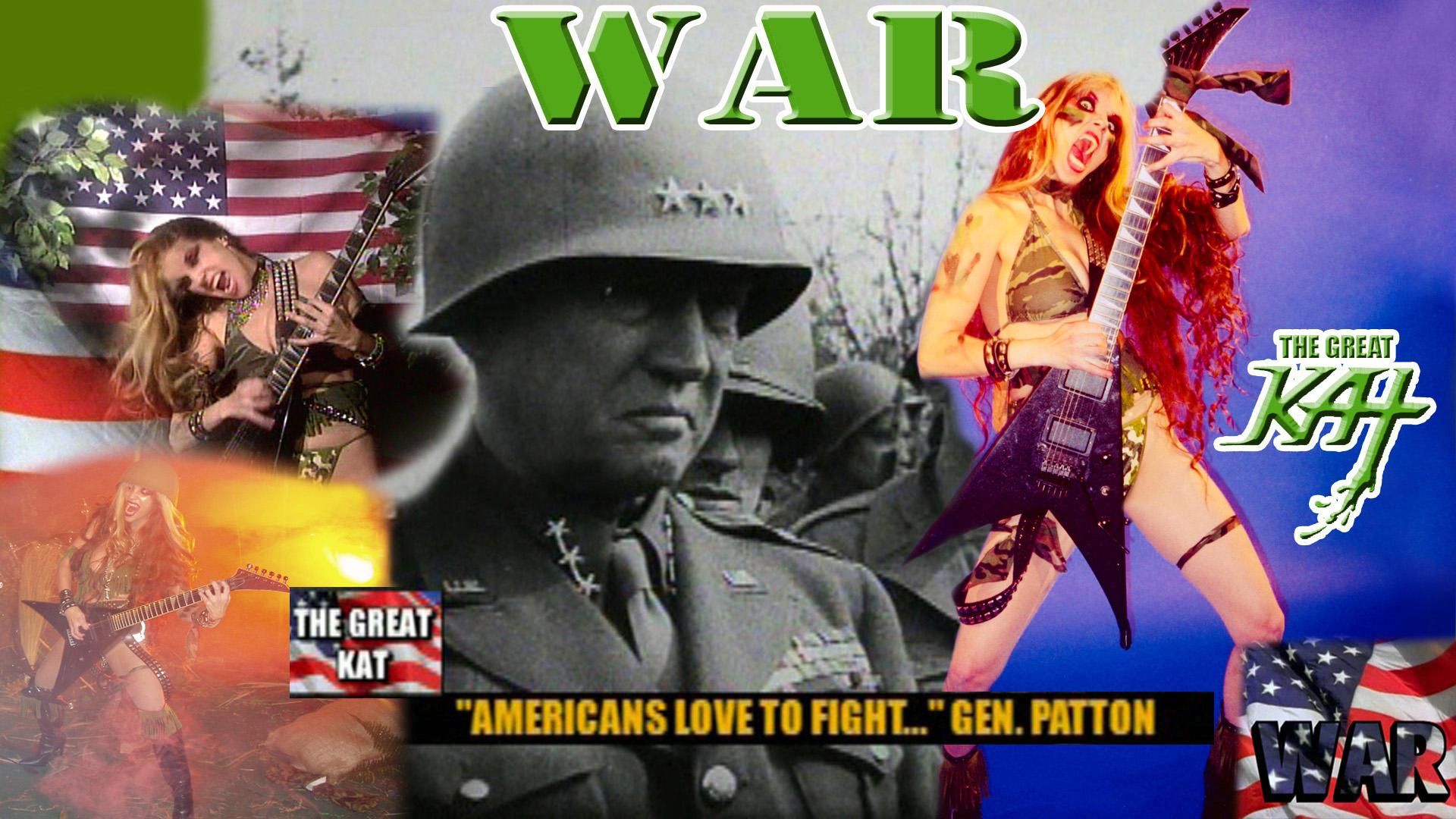 """""""WAR"""" MUSIC VIDEO"""