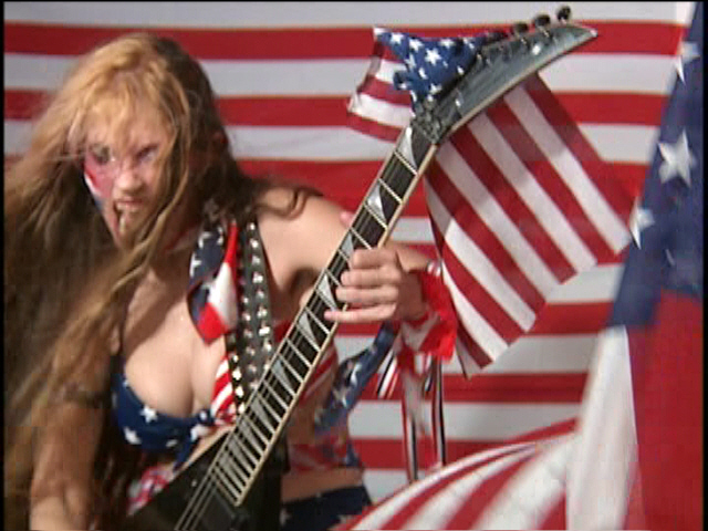"""The Great KAT """"Extreme Guitar Shred"""" DVD Photos!"""