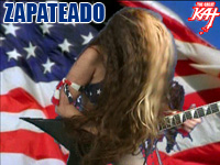 "SARASATE'S ""ZAPATEADO"" Music Video from ""Extreme Guitar Shred"" DVD!"