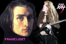 FRANZ LISZT! THE GREAT KAT!