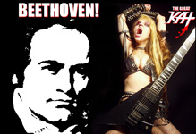 """NOVEMBER IS """"BEETHOVEN AWARENESS MONTH""""!!"""
