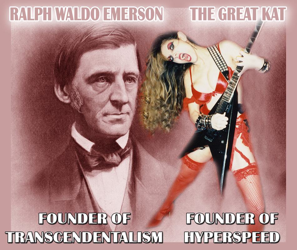 an overview of ralph waldo emersons transcendentalism