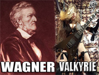 WAGNER! VALKYRIE
