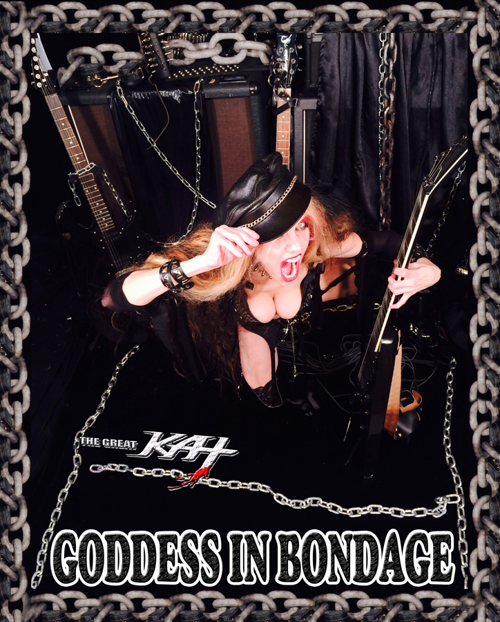 GODDESS IN BONDAGE!