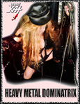 HEAVY METAL DOMINATRIX