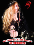 THE GREAT KAT & Fluffy Demand: ON YOUR KNEES!