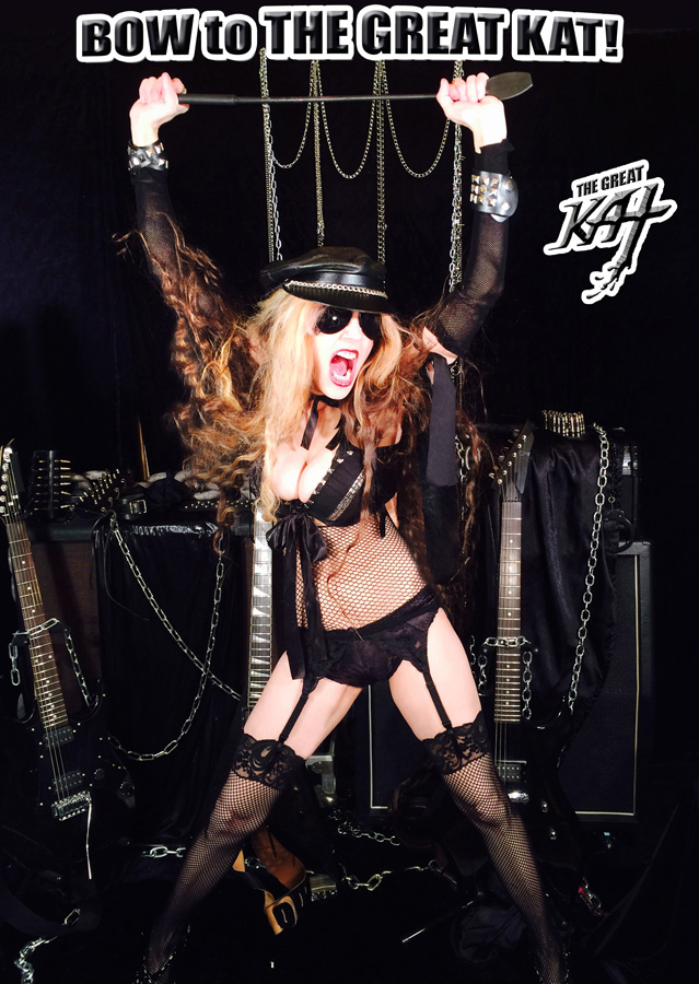 BOW TO THE GREAT KAT!