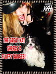 THE GREAT KAT SHREDS & FLUFFY DANCES!!