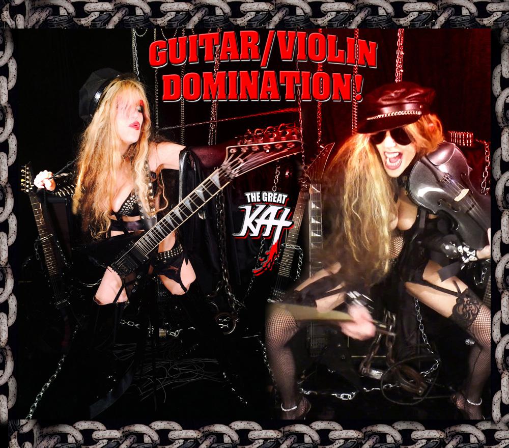 GUITAR/VIOLIN DOMINATION!