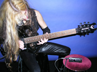 """TIME MAGAZINE FEATURES THE GREAT KAT IN """"FOXLV2 BLUETOOTH PORTABLE SPEAKER REVIEW""""! """"The Great Kat? Of """"Beethoven on Speed"""" fame? Using it as a traveling practice amp? Mission accomplished! I asked to give the baseline model a whirl."""" - Matt Peckham, Time Magazine"""