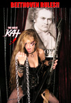 """HAPPY """"BEETHOVEN DAY"""" (NOV. 20)!The Great Kat is RESURRECTING BEETHOVEN with SHRED GUITAR VIRTUOSITY!!!"""