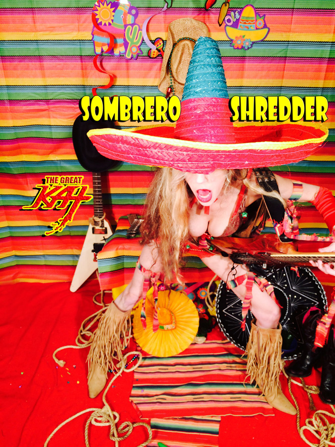 SOMBRERO SHREDDER!