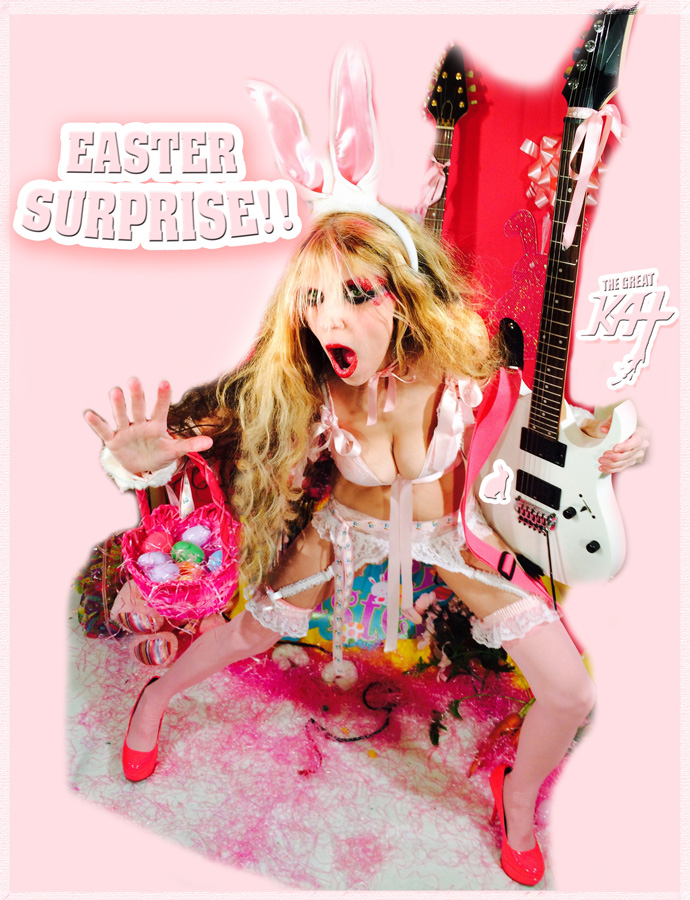 EASTER SURPRISE!