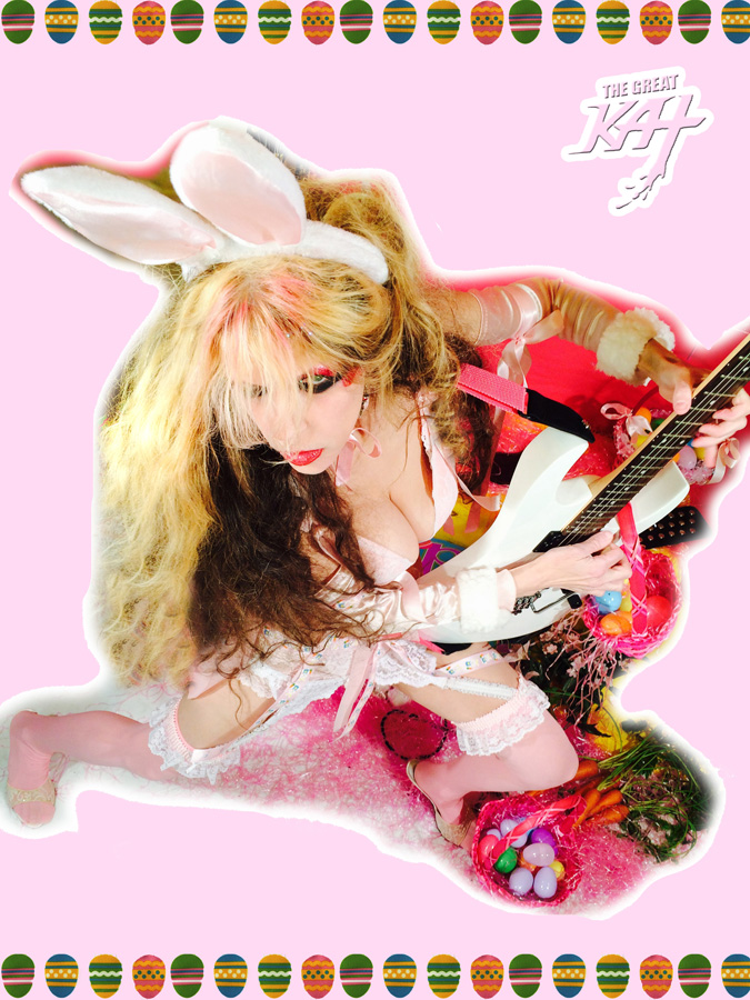 YOUR HOT SHRED BUNNY!